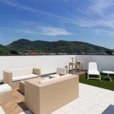 「casa sky(カーサ・スカイ)」で得られる庭ではなく屋上ならではの3つのメリット