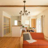 かわいく賢い南欧風の住宅「casa carina(カーサ・カリーナ)」の3つのプラン例。