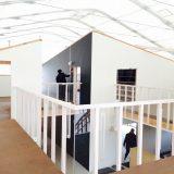 倉庫の中に広がる豊かな空間。吉村靖孝による「フクマスベース/福増幼稚園新館」。