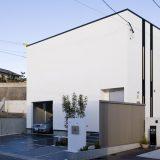 シンプルな外観は究極の形!強くて美しい「casa cube(カーサ・キューブ)」